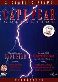 Cape Fear Box Set [1961 and 1991] [DVD],