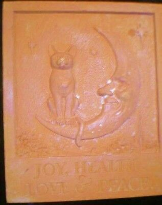 Latex Mould for making This Cat Sign/plaque