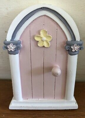 Latex Mould for making this Lovely Fairy Door With Flower