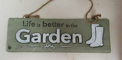 Latex Mould for making this Lovely garden Plaque