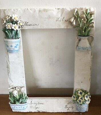 Latex Moulds for making this Lovely Vintage Style Photo Frame