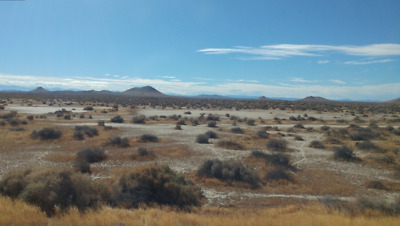 2.5 Acres Near Mojave Airport (Kern County) - Zoned M1/Indust Great Invstmnt Opp