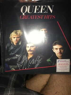 "Queen : Greatest Hits Vinyl 12"" Album 2 discs (2016) Brand New Sealed"