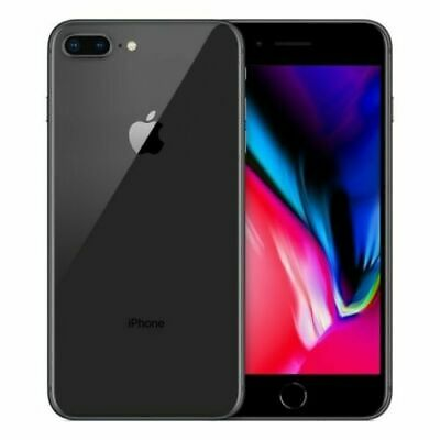 Apple iPhone 8 Plus A1897 64GB 4G LTE GSM Unlocked - NO TOUCH ID