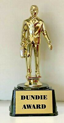 Dundie Award Trophy The Office TV Show Dunder Mifflin Lot of 10 FREE SHIPPING!!!