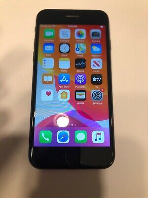 Apple iPhone 7 - 32GB - Black (AT&T) A1778 (GSM) - Clean