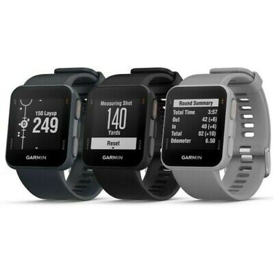 Garmin 2018 Approach S10 Golf Reloj GPS 41,000 Campos Pre Cargado - Elige Color