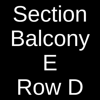 2 Tickets Jim Gaffigan 4/18/20 The Buell Theatre Denver, CO