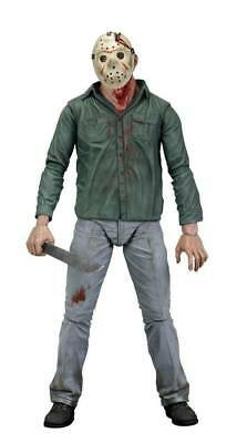 Friday the 13th Part 3 Action Figure Ultimate Jason 18 cm --- DAMAGED PACKAGING