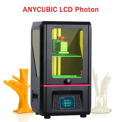 ANYCUBIC Photon UV Resin Light-Cure 2.8'' Touch Screen SLA LCD 405nm 3D Printer