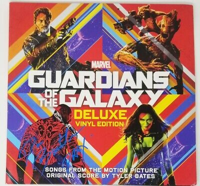 Dave Bautista Signed Guardians Of The Galaxy Deluxe Vinyl Coa Drax Marvel