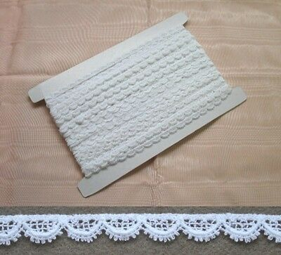 Guipure White  Trim - 13 mts (Second)