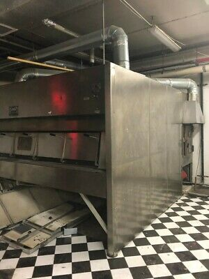 di fiore forni commercial wood and gas baking/ pizza oven