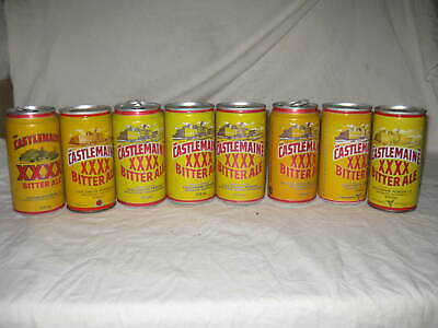 XXXX Bitter Ale beer cans