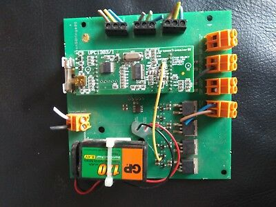 bison 50 stairlift control box pcb for hinge or platform