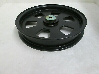 "Flat Idler Pulley for 2004 /& 2005 Toro Z Master Z557-74243 with 52/"" Deck Mower"
