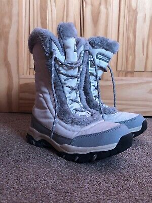 Girls Mountain Warehouse Snow Boots Size 2