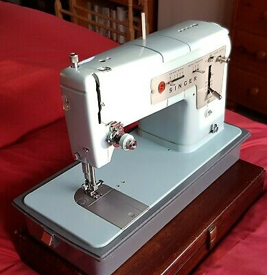 singer sewing machine model 348 one owner