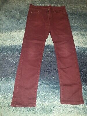 Boys Jeans Aged 13 From BHS