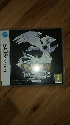 Pokemon Black Version - Nintendo DS Game