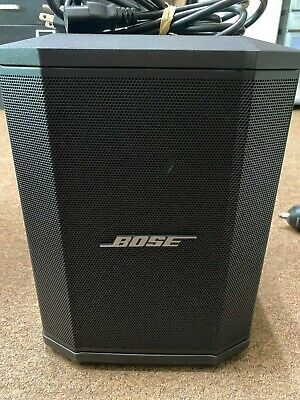 Bose S1 Pro Multi-position PA System with Bluetooth & Slip Cover