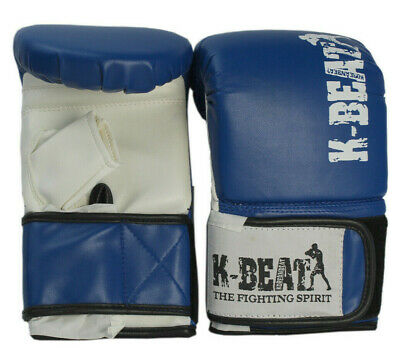Bag Gloves MMA Punch Training Martial Arts Grappling Sparring Kick Boxing Mitts