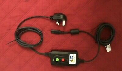 Original microsoft xbox console Power lead Surge Protector tested working fine
