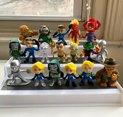 Funko Pop! Mystery Minis Marvel FANTASTIC FOUR GameStop Excl 1/72 YOU CHOOSE!!!