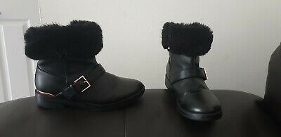 Baker By TED BAKER Girls Boots Shoes Size Uk2