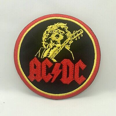 ACDC The Razors Edge Patch Sew On Official Badge Band Jacket