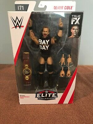 WWE Elite Adam Cole Series 71