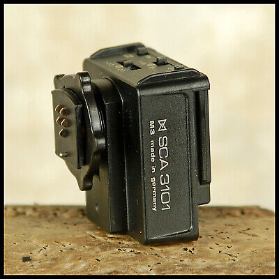 Metz SCA 3101 M3 Canon EOS Flash Interface module FREE UK POST