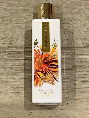 bohemian Spa Spicy Vanilla & Tiare Petal Body Lotion 240ml