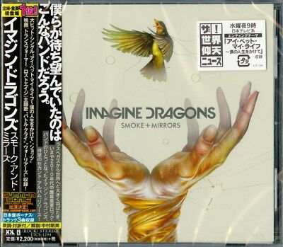 Imagine Dragons-Smoke + Mirrors-Japan Cd Bonus Track E78