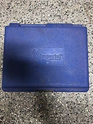 Imperial Eastman Tubing Tool Kit in Hard Case