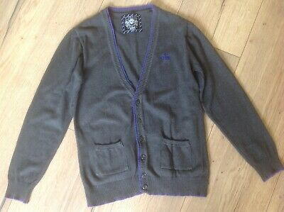 J Jeans Debenhams Boys Cardigan Age 13 Years