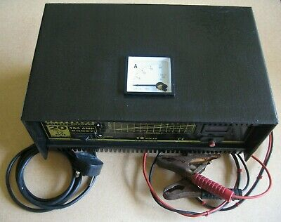 ABSAAR Battery Charger : 12 Volt , 20 Amp (rms) with 180 Amp Boost Facility.