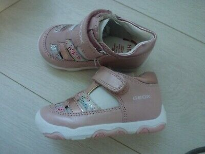 GEOX toddler girl trainers shoes size 22 UK 5