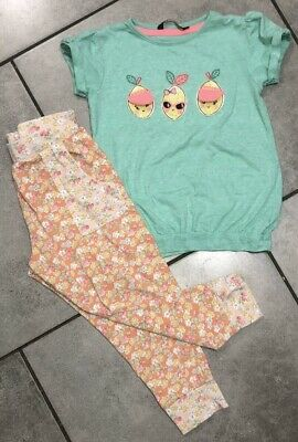George... Next Girls Floral Outfit 5-6 Years