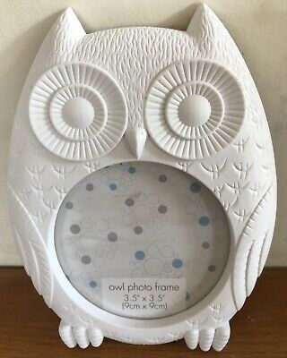 Latex Mould for making this Lovely Owl Photo Frame