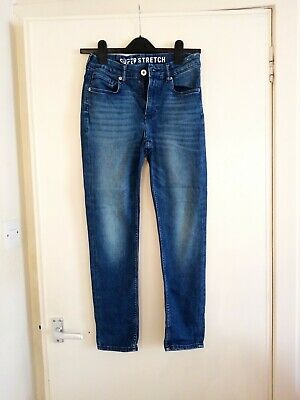 Boys H&m Super Stretch Skinny Fit Jeans Age 11-12 Years