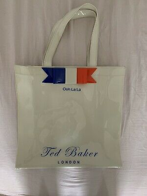 Ted Baker Large Ooh La La PVC Icon Shopper Bag