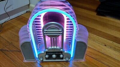 Marilyn Radio By Cicena Model Number 201 With Neon Lights AM/FM Vintage Classic