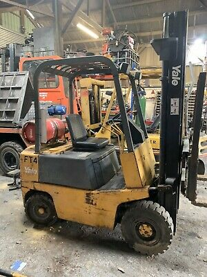 Yale 1.5 Ton Gas Forklift