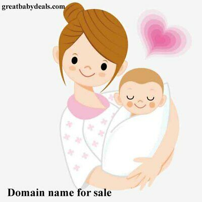 greatbabydeals.com – baby products domain name available.