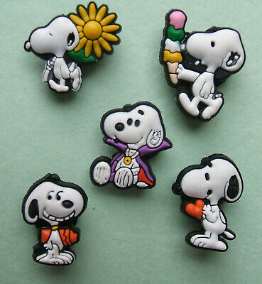 SHOE CHARMS (L3) - CARTOON CHARACTERS inspired by CUTE DOG (10SN) Pack of 10