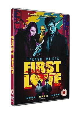 First Love [DVD] RELEASED 02/03/2020