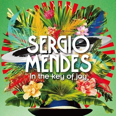 In the Key of Joy - Sérgio Mendes (Album) [CD] RELEASED 28/02/2020