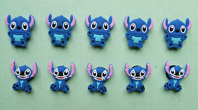SHOE CHARMS (L8) - inspired by CUTE ALIEN KOALA CHARACTER (10S) Pack of 10