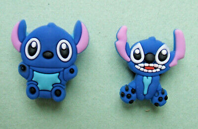 SHOE CHARMS (L8) - inspired by CUTE ALIEN KOALA CHARACTER (2S) Pack of 2
